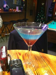 2 oz Bacardi® Razz rum  2 oz lemonade  2 oz Blue Curacao liqueur      Pour the Bacardi Razz rum into a small rocks glass or otherwise. Add blue curacao, and then lemonade, and serve.    These taste like the Bomb Pop Popsicle