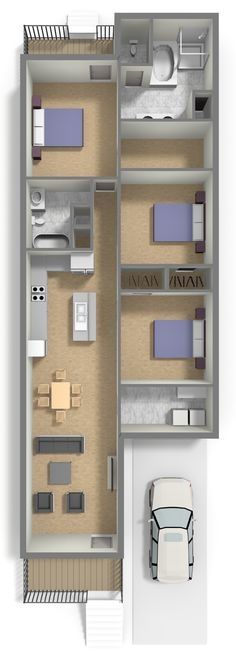 Diy house plans shipping containers 27 new ideas Shipping Crate Homes, Shipping Container House Plans, Shipping Containers, Container Home Designs, Building A Container Home, Container Buildings, Home Design Floor Plans, House Floor Plans, Casas Containers
