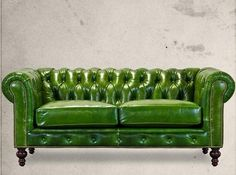 There's something intrinsically luxurious and old fashioned about a Chesterfield sofa. All that tufting! Those curved arms! There's just so much to love. Which is probably why the Chesterfield has remained a classic style over the years. Here's a roundup of Chesterfields for every style and budget — from classic to modern, low end and high.