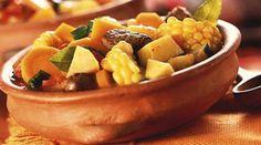 Este es un delicioso plato típico de la gastronomía peruana, la cazuela est&am...