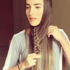 Cut Her Hair Hair Cuts Up Hairstyles Braided Hairstyles Hair Creations Hair Videos Hair Growth Hair Hacks Hair And Nails Side Braid Hairstyles, Chic Hairstyles, Wedding Hairstyles, Amazing Hairstyles, Hairstyles Videos, Simple Hairstyles, Hairdos, Grunge Hair, Hair Videos