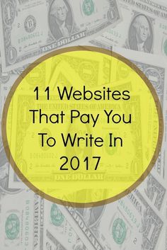 Working from home is getting more common nowadays especially with the younger adults, as we love to have a more flexible schedule. One of the best ways to earn money online is to make money writing.