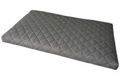zagłówek lub poduszka z tkaniny pikowanej hugo 50x100