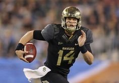 2. Bryce Petty- Baylor Bears