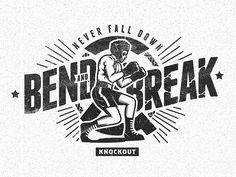trendgraphy: Bend And Break by iqbalhakimboo