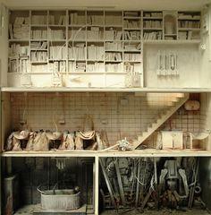 Marc Giai-Miniet's Nightmarish 'Theatre of Memory' on Show in New York | Yatzer