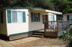 Camping Indije - Stacaravan zeezijde 2 slaapkamers airco - Kroatie, Istrië   Vakantie24.nl