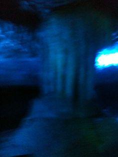#LifeProofBlue - Underground illuminated cave at Ruby Falls