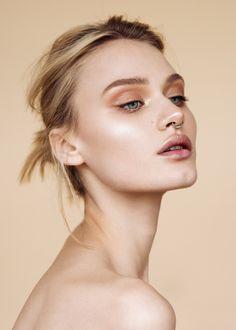Nicole G by Eddie New @eddieseye @aniamilczarczyk | Make Up by Ania Milczarczyk