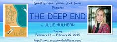 LibriAmoriMiei: Review: The Deep End by Julie Mulhern
