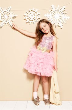 Ooh! La, La! Couture 'Wow Dream' Dress (Little Girls & Big Girls)