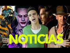 LokiStrikes 94. DR STRANGE, Indiana Jones, Transformers 5, DAREDEVIL y más! - YouTube