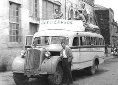 autobus linea Bueu Cangas