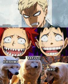Boku No Hero Academia Funny, My Hero Academia Episodes, My Hero Academia Memes, Hero Academia Characters, My Hero Academia Manga, Anime Meme, Otaku Anime, Funny Anime Pics, Hero Wallpaper