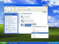 ▶ How to connect Windows XP to your wireless network - YouTube