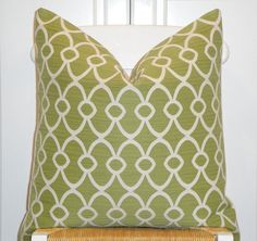 Decorative Pillow Cover  20 x 20   Accent by TurquoiseTumbleweed, $59.00