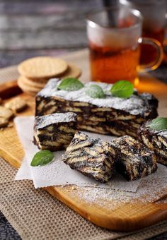 Try this Kek Batik recipe with an unexpected twist!
