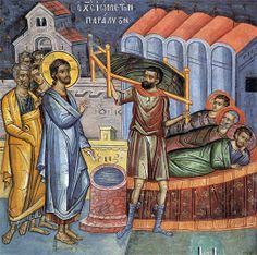 The Sunday of the Paralytic