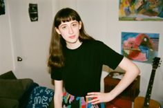 Interview with Frankie Cosmos