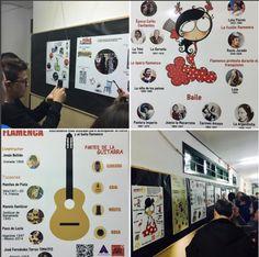 www.musikawa.es flarmenco-una-vision-aumentada-del-flamenco-musikawa-ra-aurasma Photo Wall, Frame, Ideas, Project Based Learning, Music Education, Augmented Reality, Coops, Flamingo, Parts Of The Mass