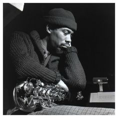 Eric Dolphy during the Out to lunch sessions - February 25, 1964