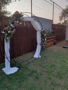 Lockdown wedding celebration