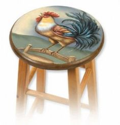 have the stool, just need someone who can paint