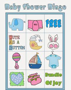 Baby Shower Bingo The Typical Mom. Bingo Baby Shower, Baby Shower Gift Bags, Cheap Baby Shower, Baby Shower Printables, Baby Shower Invitations, Shower Games, Shower Party, Diy Baby Shower Decorations, Baby Girl Cards