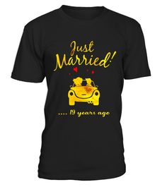 20th Wedding Anniversary Gifts 20 Year T Shirt For Her & Him - Limited Edition