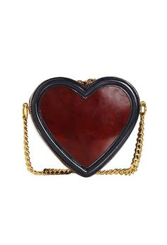 STELLA MCCARTNEY Brushed faux leather shoulder bag €902.00 #STELLA #MCCARTNEY #BAG #FAUX #LEATHER