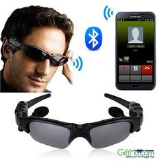 Amazing Wireless Bluetooth SunGlasses Headphones For iPhone Samsung HTC PERFECT AND BEAUTIFUL SHADES WITH BLUETOOTH FUNCTIONALITY! This Bluetooth Sunglasses is a great companion for your daily life! I