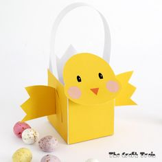 Today I'm excited to be guest posting on the Etsy Australia blog. I've made an Easter chick basket that you can print out and make yourself at home (it's easy!). Do you think my little girls liked these baskets? You can bet they did! You can find the full post including the printable pdf here on the Etsy Australia blog. You might also like to check out my personal favourite