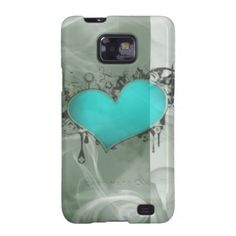 Heart and Love Samsung Galaxy S2 Covers