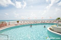 Pool at the Pompano Beach Club