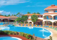 Mercure cuatro Palmas Bungalows Las Palmas Varadero #cuba #travel