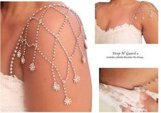 shopping : des bretelles pour ma robe de mariée, ma sélection sur el blog