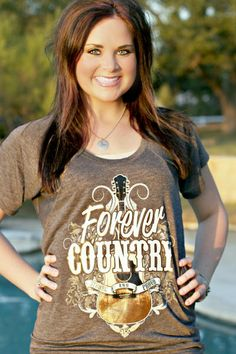 This is definitely a shirt you need to be sporting at the rodeo! www.rusticheartonline.com