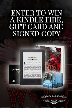 Win a Kindle 6″ Glare-Free, $25 Amazon Gift Card, Swag or Signed Copies from NY Times & USA Today Bestselling Author Tabitha Conall