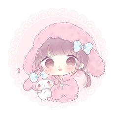 Pin by heather mcelroy on anime in 2019 anime, đang yêu, dễ Gifs Kawaii, Chibi Kawaii, Cute Anime Chibi, Anime Girl Cute, Kawaii Art, Kawaii Anime Girl, Cute Little Drawings, Cute Cartoon Drawings, Kawaii Drawings