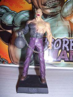 ABSORBING-MAN-Eaglemoss-Classic-Marvel-Figurine-88-Fig-Mag-Avengers