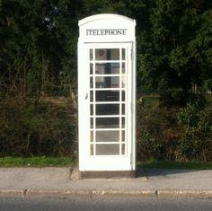 Hull telephone box
