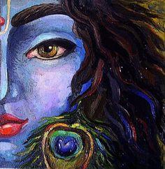 Shiva Art, Krishna Art, Hindu Art, Radhe Krishna, Lord Shiva Painting, Krishna Painting, Lord Krishna Images, Krishna Pictures, Krishna Drawing
