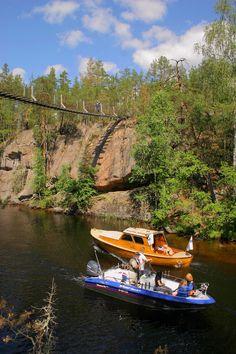 Repovesi, Finland