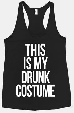 Easy Halloween costume haha