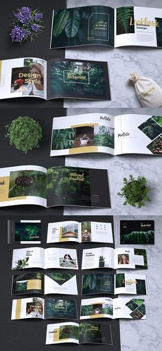 Brochure Templates Tips For Selecting A Cooling C Brochure Layout, Brochure Template, Brochure Sample, Adobe Indesign, Indesign Templates, Corporate Event Design, Corporate Brochure, Lookbook Layout, Catalogue Layout