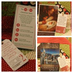Ideas for 12 days of christmas gifts for missionaries
