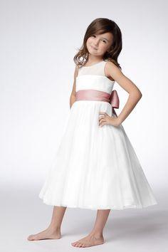 adb0006ff53 simple flower girl dresses southern wedding - Google Search Simple Flower  Girl Dresses