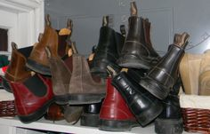 """The easiest and best decision of the day...""""What pair of Blundstones to wear?"""" #yourboots"""