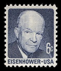 The Cardinal Spellman Philatelic Museum in Weston, Massachusetts received the late President Dwight D. Eisenhower's stamp collection after his death.