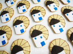 FrostedIndulgence's Greek? cookies